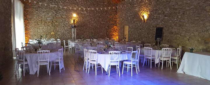 La Grange de Camp-long à Lançon-Provence pour vos événements professionnels